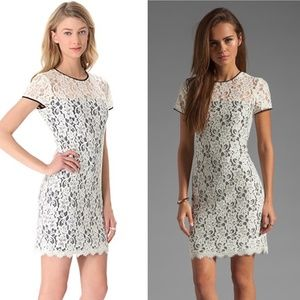 💥Host Pick💥DVF | Barbie Lace Overlay Dress